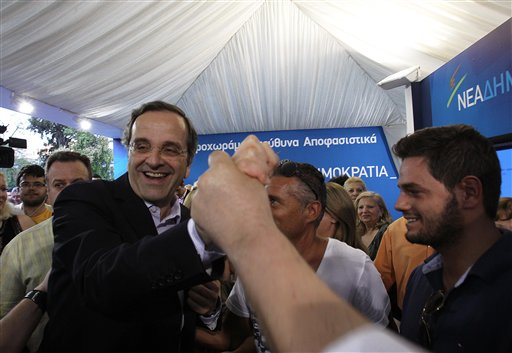 Conservatives: Greece must form govt this time