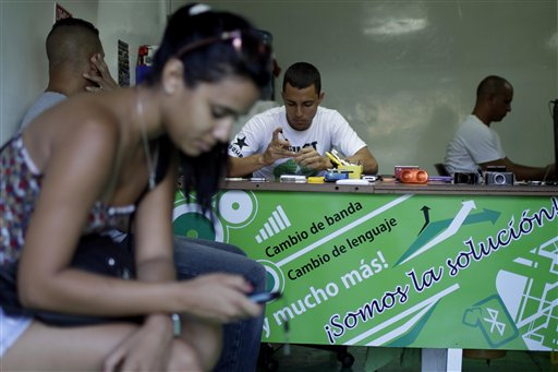 Cuba's Next Step on Capitalist Road: Advertising