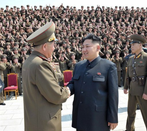 N.Korea Accuses U.S. Arms Buildup in Region