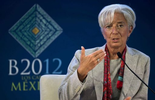 IMF Gets $456 Billion for Crisis Firewall