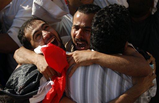 Islamist Morsi Named Egypt's President