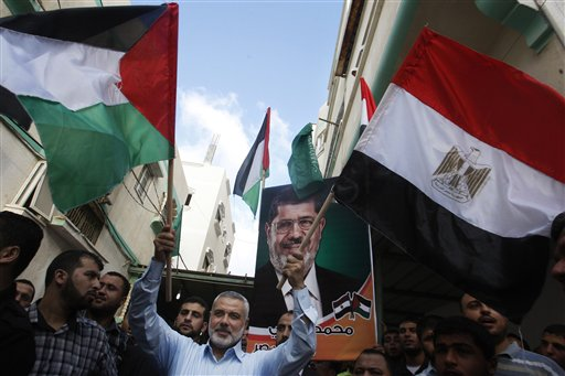 Israel Jittery After Brotherhood Victory in Egypt