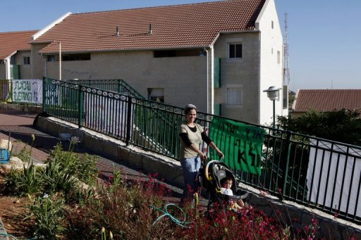 Israel Starts West Bank Outpost Evacuation