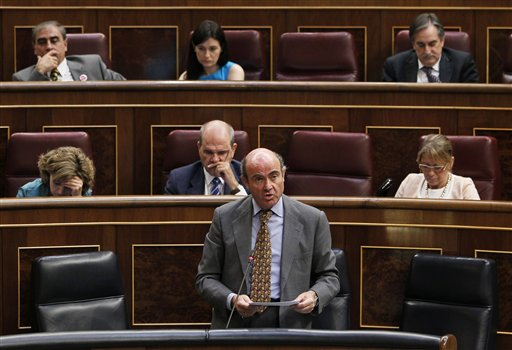 Spain Bank Aid to Add to Government Debt