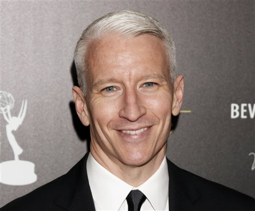Anderson Cooper to Andrew Sullivan: 'The fact is, I'm gay'