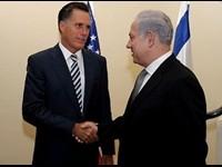 Romney to Visit Israel