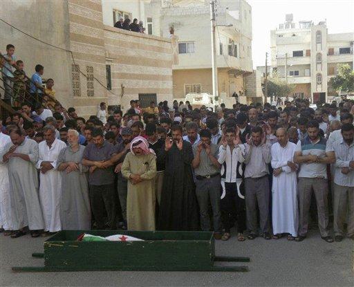 Monitor Group Says Jihadists Claim Syria Attacks