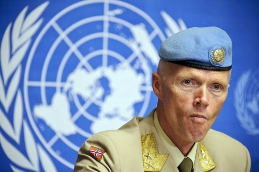 Chief UN Observer Opposed Armed Mission in Syria