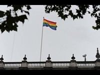 British Government Flies Gay Pride Flag for First Time