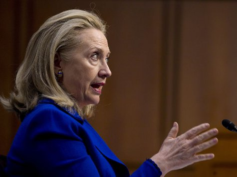 Sec.of State Clinton: Sanctions Remain Best Approach to Iran