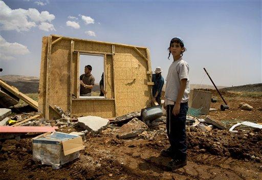 Israel Panel Backs Legalizing West Bank Outposts