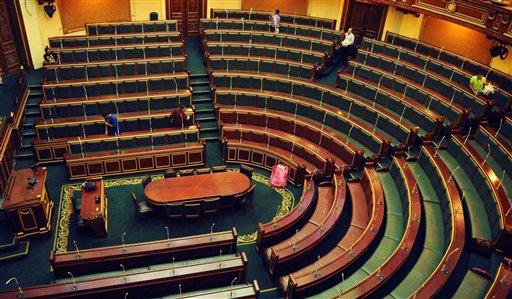 New Crisis Looms in Egypt over Legislature's Fate