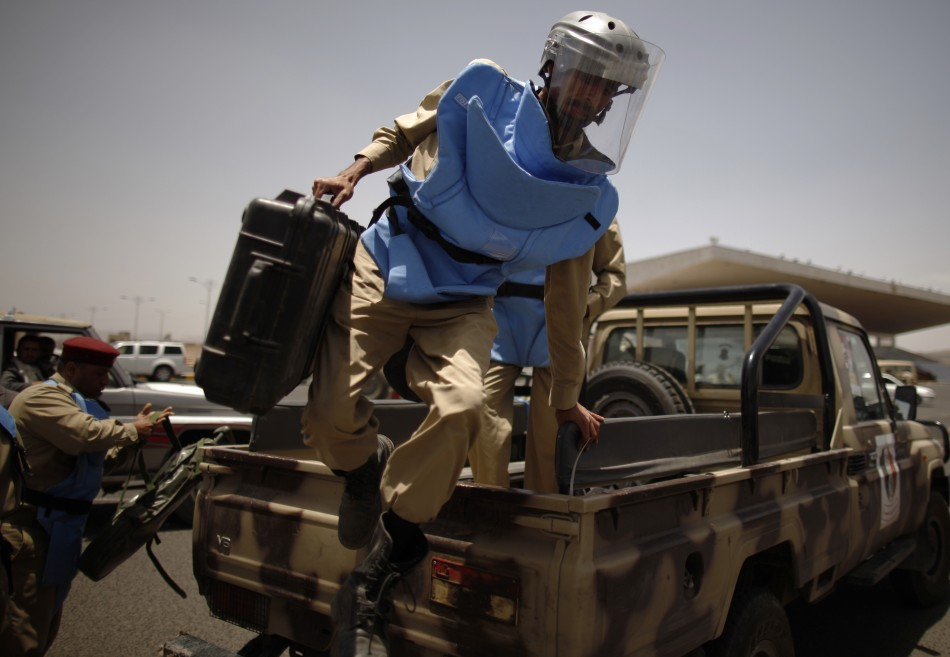 Blast Hits Yemen Police Academy, Dozens Dead: Police