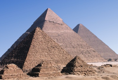 Muslim Clerics Call for Demolition of Great Pyramids