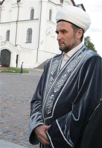Top Muslim Cleric Shot Dead in Russia's Tatarstan