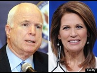 John McCain Denounces Michelle Bachmann Over Muslim Brotherhood