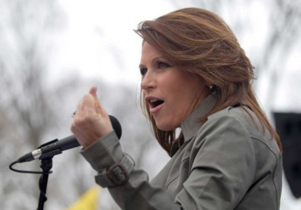 In Fight Against Domestic Terror, DC Establishment Attacks the Real Enemy: Michele Bachmann