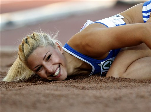 Greek Athlete Kicked Off Olympic Team for Political Tweets