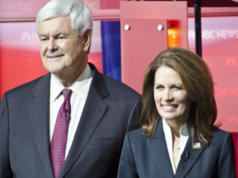 Gingrich Stands with Bachmann: Investigate Muslim Brotherhood's Influence