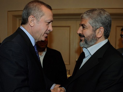 World View: Turkey PM Holds Surprise Meeting with Hamas Leader