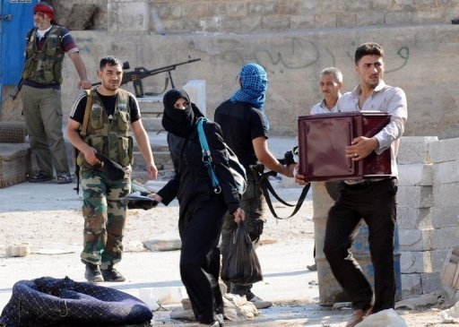 Battle for Aleppo Intensifies as Both Sides Reinforce