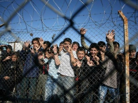 World View: Greece Closes Border with Turkey