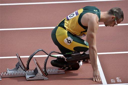 Pistorius Debuts in Olympics, Usain Bolt Advances