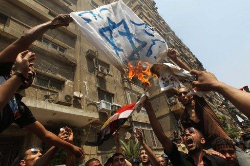 Egypt TV Show exposes Depth of Citizens' Israel Hostility