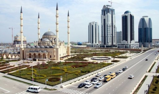 Four killed in Chechnya suicide attack