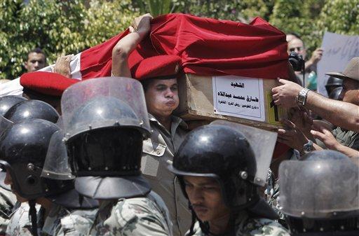 Egypt Airstrikes Target Militants in Sinai
