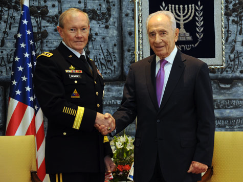 Joint Chiefs Chair: There is a Gap Between Obama and Israel on Iran