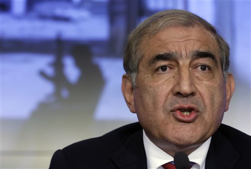 Syrian Minister Warns US Against Intervention
