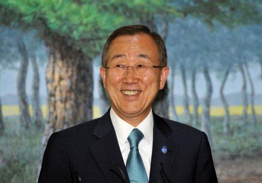 UN Gone Wild: Sec. General Ban Ki-moon Also Headed to Tehran Next Week
