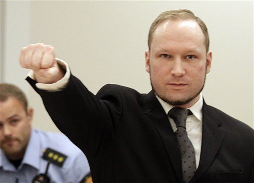 Mass-Murderer Breivik Wants to Start Political Party from Jail