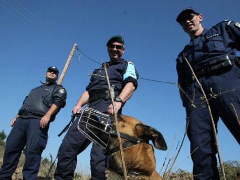 World View: Greek Border Guards Fail to Stop Influx of Illegal Immigrants