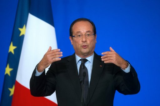 French Leader Heads to Spain as Bailout Looms