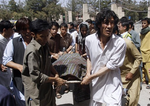 US drone strike kills 5 militants in Pakistan