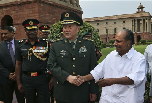 China, India Agree to Resume Joint Military Drills