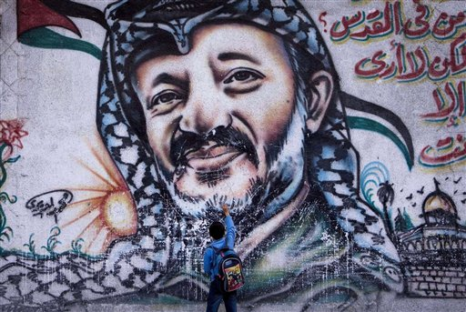 French Judges to Exhume Arafat's Body