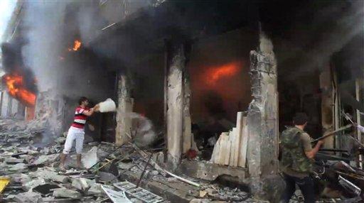 Turkey Accuses Syria of 'State Terrorism'