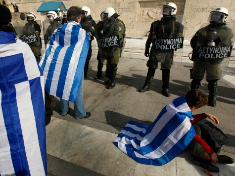 World View: Eurozone Demands Six-Day Work Week for Greece