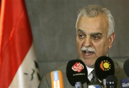 Fugitive Iraqi Vice President Sentenced to Death: Official