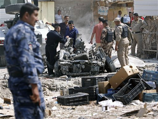 Wave of Attacks Kill at Least 44 in Iraq