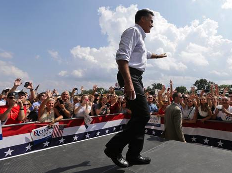 VA Poll: Romney Leads 49-44, Gains Nine Points on Obama