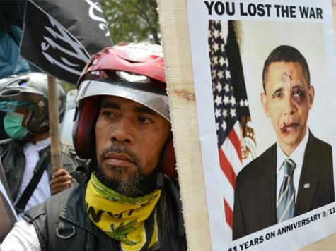 Islamist 9/11 Protests Reach Indonesia