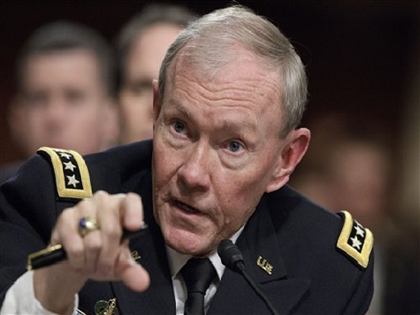Head of Joint Chiefs: Back Off On Islamists