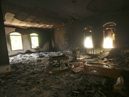 Sensitive U.S. Documents Remain Unsecured in Benghazi Consulate
