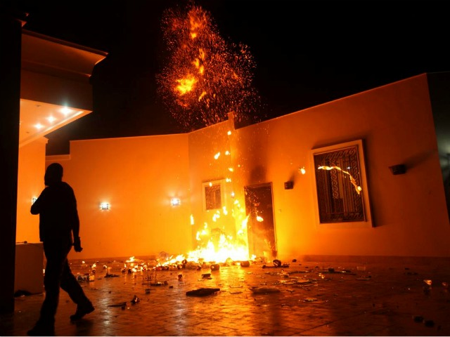 New York Times Ignores Benghazi