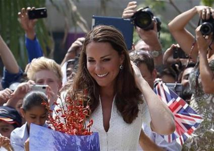 Topless Kate Middleton Photos Cause New Storm for Royals