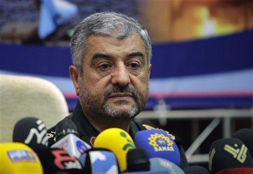 Iran Commander Warns Israel, US Against Attack